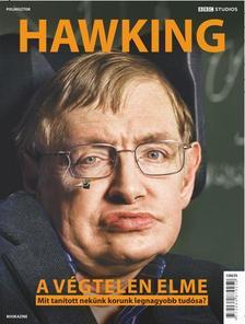HAWKING, A VÉGTELEN ELME - BOOKAZINE
