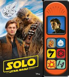 .- - Star Wars - Solo (hangmodulos könyv)