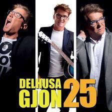 DELHUSA GJON - Delhusa Gjon - 25 CD