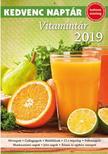 CSOSCH KIADÓ - Kedvenc naptár 2019 - Vitamintár<!--span style='font-size:10px;'>(G)</span-->