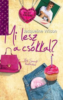 Jacqueline Wilson - Mi lesz a csókkal?