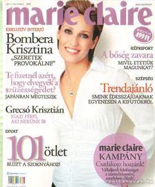 Békési Ildikó (főszerk.) - Marie Claire I. évfolyam 5. szám 2007. szeptember [antikvár]