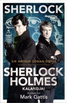 Arthur Conan Doyle - SHERLOCK HOLMES KALANDJAI (BBC FILMES BORÍTÓ)