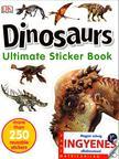 Dinosaurs matricavilág - angol nyelvű matricás foglalkoztató<!--span style='font-size:10px;'>(G)</span-->
