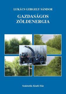 Lukács Gergely Sándor - Gazdaságos zöldenergia