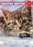 CSOSCH KIADÓ - Kedvenc naptár 2019 - Cicák