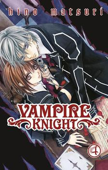 Hino Matsuri - Vampire Knight 4. kötet