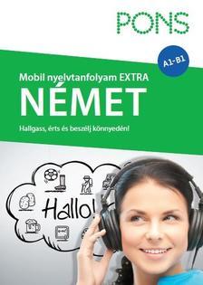 PONS Mobil Nyelvtanfolyam Német EXTRA