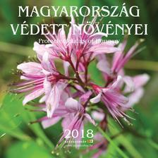 SmartCalendart Kft - Naptár 2018 Magyarország Védett Növényei 22x22 cm