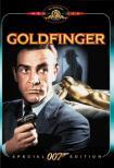 GUY HAMILTON - GOLDFINGER DVD 1 LEMEZES VÁLTOZAT
