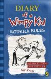 Jeff Kinney - DIARY OF A WIMPY KID: RODRICK RULES