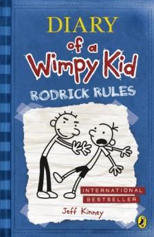 Jeff Kinney - DIARY OF A WIMPY KID: RODRICK RULES