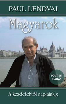 PAUL LENDVIA - MAGYAROK