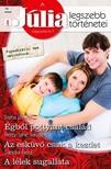 Trisha David, Betty Jane Sanders, Sandra Field - A Júlia legszebb történetei 19. kötet (Egyedülálló apa megosztaná...) - Égből pottyant család, Az esküvő csak a kezdet, A lélek sugallata [eKönyv: epub, mobi]<!--span style='font-size:10px;'>(G)</span-->