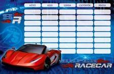 13368 - Órarend Super Racecar Red Lightning 17520702