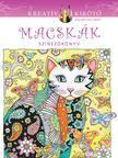 Marjorie Sarnat - Macskák - Színezőkönyv