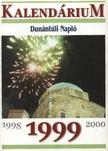 - A Dunántúli Napló 1999. évi kalendáriuma [antikvár]