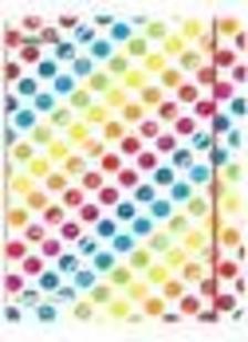 50001736 - my.book flex A5 Smiley Rainbow