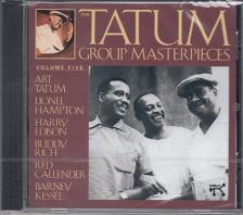 THE TATUM GROUP MASTERPIECES VOLUME FIVE CD