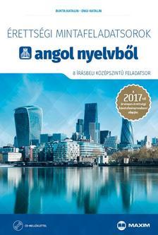 Bukta Katalin, Engi Katalin - Érettségi mintafeladatsorok angol nyelvből (8 írásbeli középszintű feladasor) CD-vel