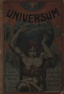 DR. HANKÓ VILMOS - Universum 4. kötet (piros színű) [antikvár]