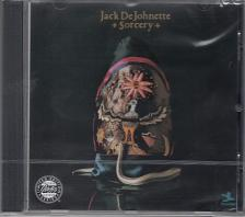 SORCERY CD - JACK DEJOHNETTE
