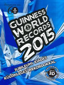 Craig Glenday - Guinness World Records 2015 - Jubileumi kiadás, különleges rekordokkal
