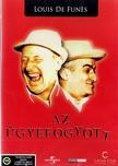 OURY, GÉRARD - ÜGYEFOGYOTT  DVD /LOUIS DE FUNES/