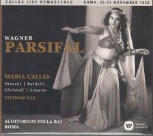Wagner - PARSIFAL 3CD CALLAS