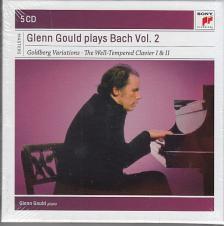 Bach - GLENN GOULD PLAYS BACH VOL.2 5CD