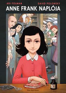 Folman, Ari-Polonsky, David - Anne Frank naplója