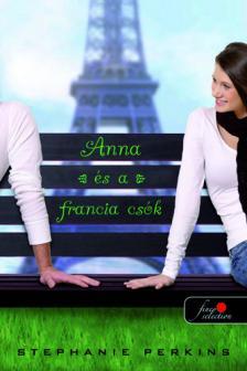 Stephanie Perkins - Anna és a francia csók - fűzött