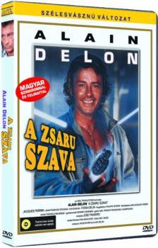 JOSE PINHEIRO - A ZSARU SZAVA DVD SZÉLESVÁSZNÚ VÁLT. DELON,PERRIN,STEVENIN,DARLAN,GELIN