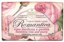 1312106 - Nesti Dante natúrszappan - Romantica firenzei- és pünkösdi rózsa