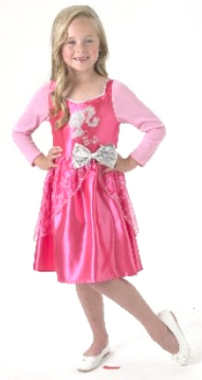 Rubies Barbie gyerek jelmez S