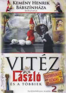 Kemény Henrik - VITÉZ LÁSZLÓ- DÍSZDOBOZ - 2 DVD