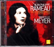 RAMEAU - THE KEYBOARD WORKS 2CD MARCELLE MEYER