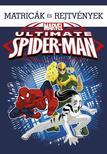 Ultimate Spider-Man matricás foglalkoztató 16