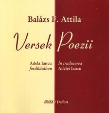 Balázs F. Attila - Versek - Poezii