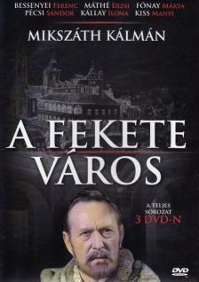 - FEKETE VÁROS DÍSZDOBOZ  3DVD