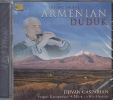 - THE ART OF ARMENIAN DUDUK CD