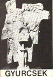 Clarisse, Philipp - Gyurcsek Ferenc szobrászművész kiállíása [antikvár]