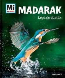 Alexandra Werdes - Madarak - Légi akrobaták