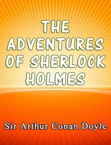 Doyle Sir Arthur Conan - The Adventures of Sherlock Holmes [eKönyv: epub, mobi]