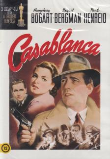 BOGART, HUMPHREY-BERGMAN, I. - CASABLANCA  PRO VIDEO