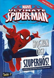 - Ultimate Spider-Man Szuperhős matricás foglalkoztató 24