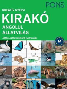 - Kirakó angolul - Állatvilág #