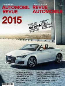 - Automobile Revue 2015 ***