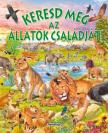 Napraforgó Könyvkiadó - Keresd meg az állatok családját!