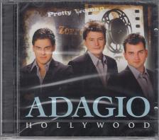 HOLLYWOOD CD ADAGIO